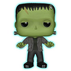 Universal Monsters Frankensteins Monster Glow in the Dark Exclusive Funko Pop! Vinyl
