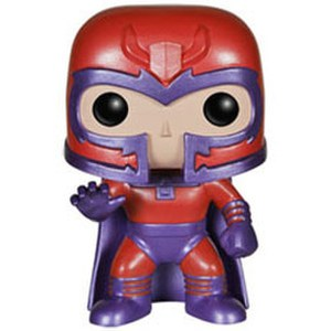 Marvel X-Men Magneto Metallic Exclusive Funko Pop! Vinyl Bobblehead