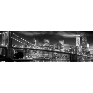 New York Freedom Tower - Door Poster - 53 x 158cm