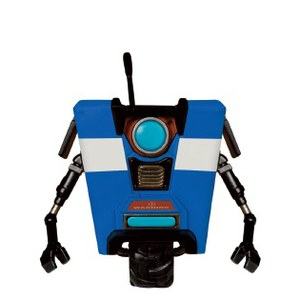 Borderlands Blue Claptrap Exclusive Pop! Vinyl Figure