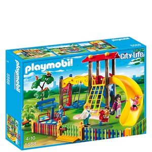 Playmobil Pre-School Children's Playground (5568)