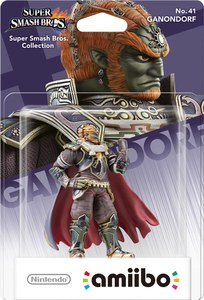 amiibo Super Smash Bros Collection Ganondorf