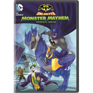 Batman Unlimited: Monster Mania