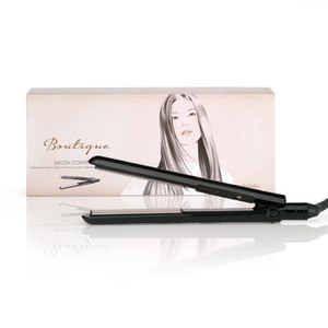 BaByliss Boutique Hair Straightener - Black - Brittisk stickkontakt