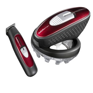 Tondeuse Super Crew Cut de BaByliss For Men - Rouge/Noir