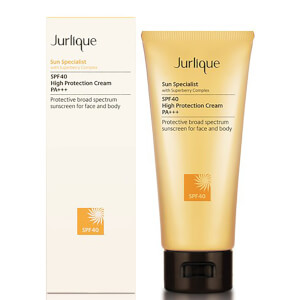 Jurlique Sun Specialist Spf40 High Protection Cream -aurinkovoide