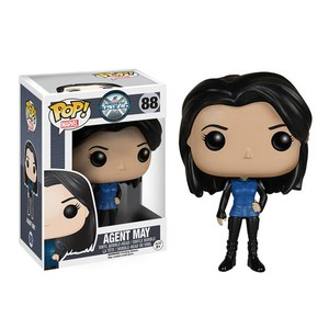 Figurine Melinda May Marvel Pop! Vinyl