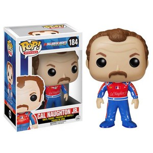 Talladega Nights Cal Naughton Funko Pop! Figuur