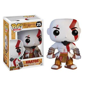 Figura Pop! Vinyl Kratos - God of War