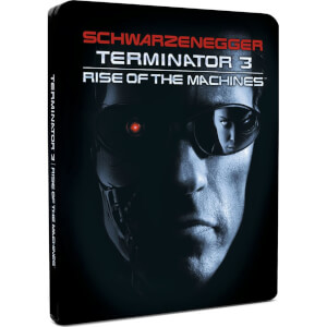 Terminator 3: Rise of the Machines - Zavvi UK Exclusive Limited Edition Steelbook