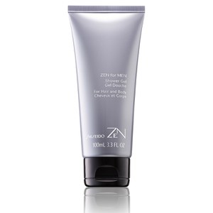Shiseido Zen for Men Shower Gel 100ml (Worth: £13.75) (Free Gift)