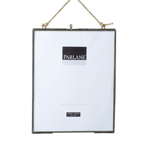 "Parlane Glass Photo Frame - Portrait 9"" x 7"""