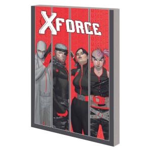 X-force Trade Paperback Vol 01 Dirty Tricks