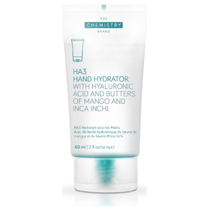HAND CHEMISTRY Ha3: Triple Function Hyaluronic Rich Hydrator Hand Cream (60 ml)