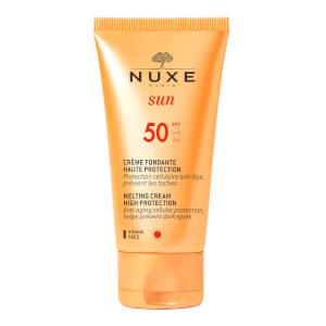 NUXE Sun High Protection Fondant Cream for Face SPF 50 (50ml)