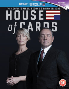 House of Cards - Seizoen 1 t/m 3