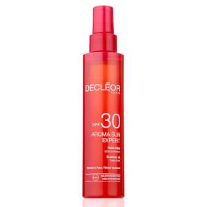 Aceite protector de sol Decléor SPF 30