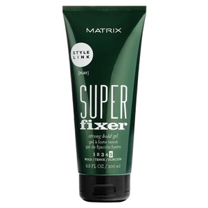 Matrix Biolage Style Link Super Fixer Gel à Forte Tenue