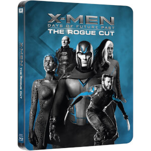 X-Men: Days of Future Past (The Rogue Cut) - Zavvi UK Exclusive Limited Edition Steelbook