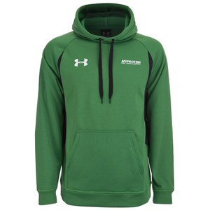 Under Armour Premier Men's Armour Fleece Hoodie, Emerald