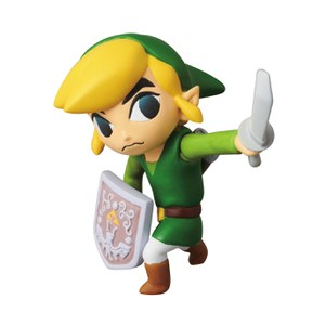 The Legend of Zelda The Wind Waker Toon Link Series 1 Mini Figure