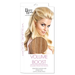 Extensions Capillaires Volume Boost Hair Extensions Beauty Works – 613/16 California Blonde