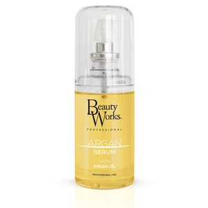 Beauty Works siero all'olio di argan