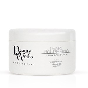 Beauty Works Perlen-Nourishing Arganöl-Maske