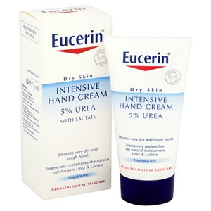 Eucerin® Dry Skin Intensive Hand Cream (75 ml)