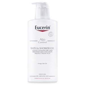Eucerin® AtoControl Bath and Shower Oil (400 ml)