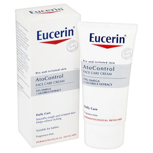 Eucerin® AtoControl Face Care Cream (50 ml)