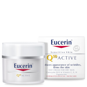 Eucerin® Sensitive Skin Q10 Active Anti-Wrinkle Day Cream (50ml)
