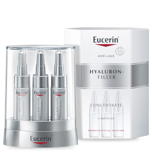 Eucerin® concentré anti-âge acide hyaluronique (6 x 5ml)