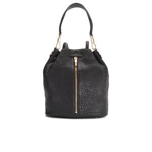 Elizabeth and James Women's Cynnie Sling Bucket Bag - Black