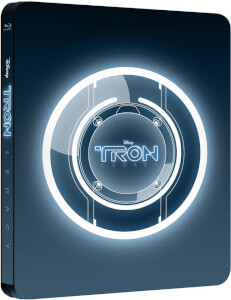 Tron: Legacy 3D - Zavvi Exclusive Limited Edition Steelbook (Includes 2D Version)