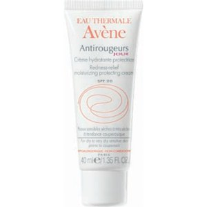 Crema hidratante antirojez Avène Antirougeurs Jour Redness Relief Moisturizing Protecting Emulsion (40ml)