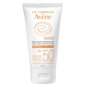 Avène Cream SPF50+ for Intolerant Skin (50 ml)