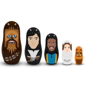 Star Wars The Rebellion Nesting Dolls Set
