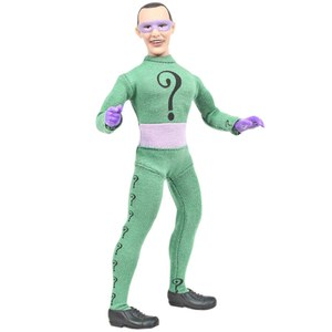 Mego DC Comics Batman TV Series 1966 Riddler 8 Inch Action Figure
