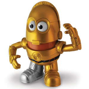Star Wars Mr. Potato Head C-3PO Action Figure