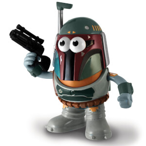 Figurine Mr Patate Boba Fett Star Wars - Poptater