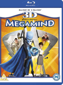Megamind 3D (Includes 2D Version)