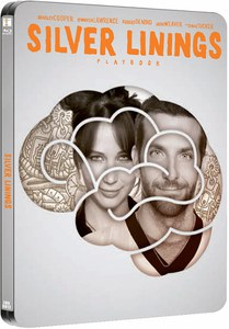 Silver Linings Playbook - Limited Edition Steelbook