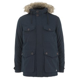 Produkt Men's BPR C1 Parka Jacket - Black Navy
