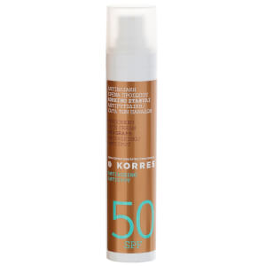 KORRES Natural Red Grape Anti-Spot Face Sunscreen SPF50 50ml