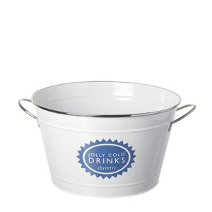 Parlane Drinks Party Bucket - White