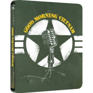 Good Morning Vietnam - Zavvi UK Exclusive Limited Edition Steelbook