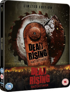 Dead Rising Watchtower – Zavvi Exclusive Steelbook (Limited to 1000 Units Only) (UK EDITION)