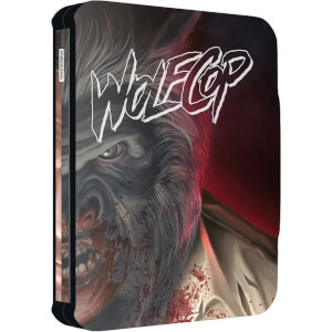 Wolfcop - Zavvi Exclusive Limited Edition Steelbook (2000 Only, Gloss Finish)