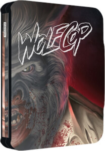 Wolfcop - Zavvi UK Exclusive Limited Edition Steelbook (2000 Only, Gloss Finish)